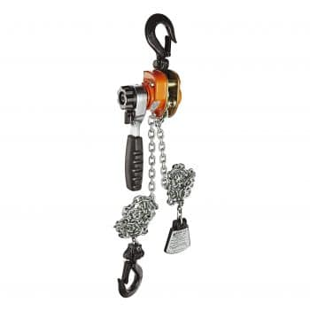 CM 602 Series Chain Hoist, 550 lbs Capacity