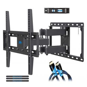 Mounting Dream Full Motion Swivel Articulating TV Wall Mounts