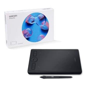 Wacom Intuos Pro Digital Drawing Tablet