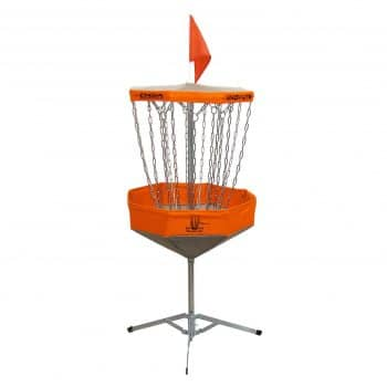 DGA Mach Lite Portable Disc Golf Practice Basket
