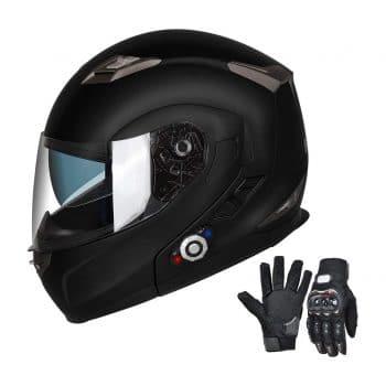 FreedConn Bluetooth motorcycle helmet