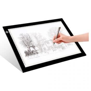 LITENERGY Portable A4 Tracing LED Light Box