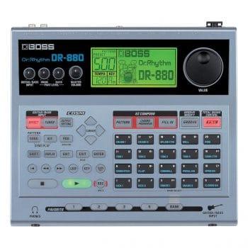 Boss DR-880 Drum MachineBoss DR-880 Dr. Rhythm Drum Machine