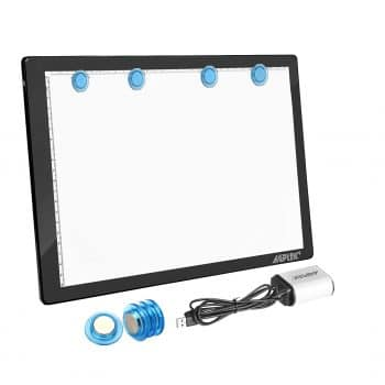 Magnetic A4 LED Tracing Light Pad