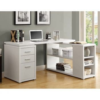 Monarch Specialties corner desk [ left or right]