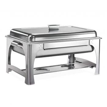 Tramontina Pro Line Stainless Steel 9-Quartz Chafing Dish