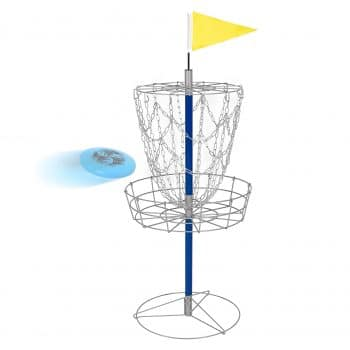 Best Choice Products Disc Golf Basket