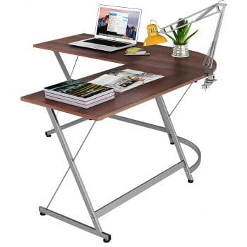 Le Crozz SHW L-Shape Corner-Desk
