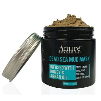 Amire Dead-Sea Mud Mask[Face and body]
