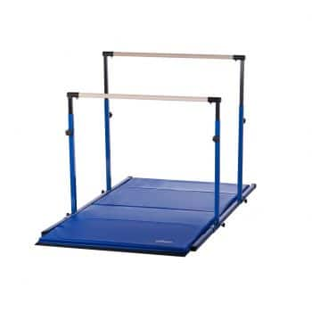 Nimble Sports Blue 3Play Gymnastics Bars