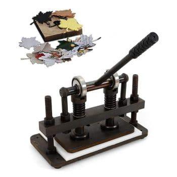 SD&ZC Hand Press Die Cutting Machine