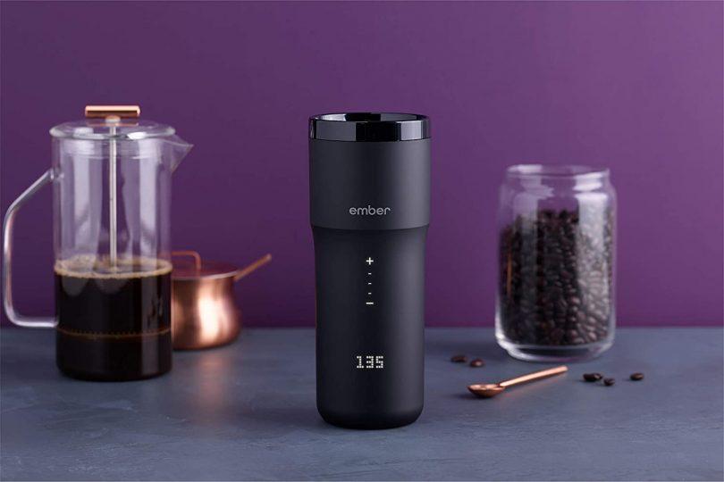 Heated Travel Mugs