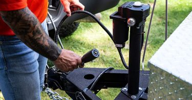 electric trailer jacks