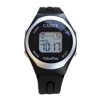 Cadex VibraPlus Sport 8-Alarm Vibrating Beep