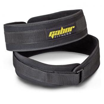 Gabor Fitness 4-Inch Weightlifting Belt