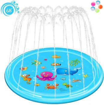 Rexin Splash Pad 68 Sprinkler Toy for Kids