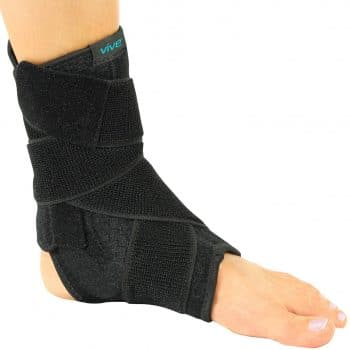 Vive Sprained Foot Immobilizer Volleyball Ankle Brace