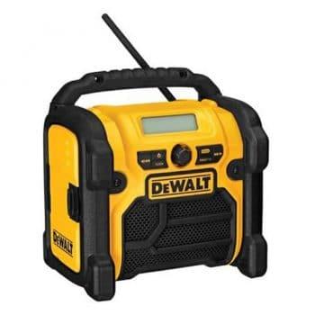 DEWALT 20V Jobsite Radio