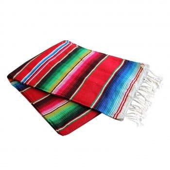 Del Mex Mexican Serape Blanket