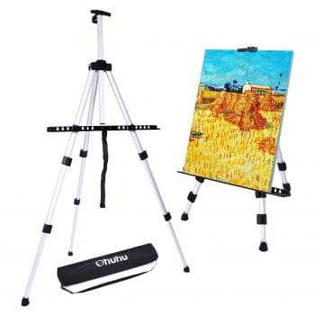 "Ohuhu 66"" Aluminum Back To School Art Easel Stand"