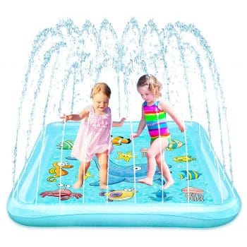 Growsland Splash Pad for Toddlers