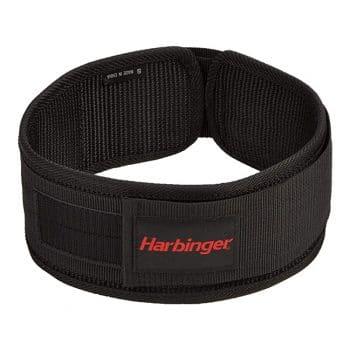 Harbinger 4-Inch Weight Lifting Belt