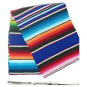 Mexitems Authentic Mexican Blankets