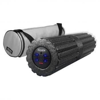 "Vulken 4 Speed Muscle Recovery 17"" Vibrating Foam Roller"