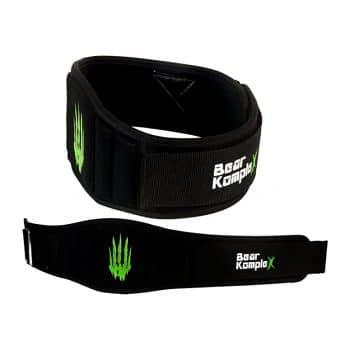 """Bear KompleX 6"""" Weightlifting Belt"""