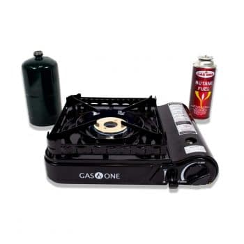 Gas ONE GS-3900P Dual Fuel Propane Butane Portable Stove