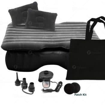 Zone Tech Car Air Bed with Pump