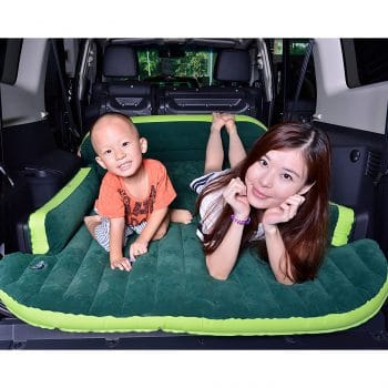 Back to 20s Heavy Duty Car Air bed