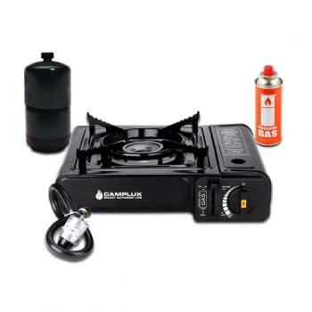 Camplux Dual Fuel Camping Portable Butane Propane Stove