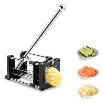 Reliatronic French Fry Cutter with Extended Handle