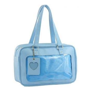 SteamedBun Clear Window Ita Bag