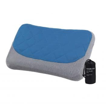 TREKOLOGY Inflatable Pillow with a Removable Cover