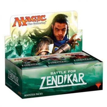 Wizards of the Coast Battle for Zendikar