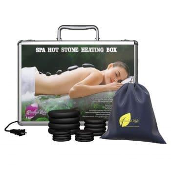 Amethyst Lake Hot Massage Stones