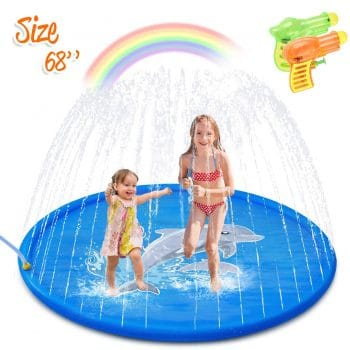 Minto toy Boys and Girls Summer Outdoor Sprinkler For Kids