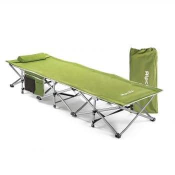 Alpcour Single Collapsible Camping Cot