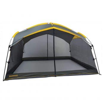 Browning Camping Charcoal Gold Basecamp Screen House