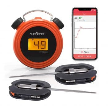 Smart BBQ Grill Thermometer