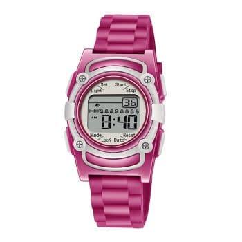 T TICCI Kids Digital 8 Alarm Vibrating Watch
