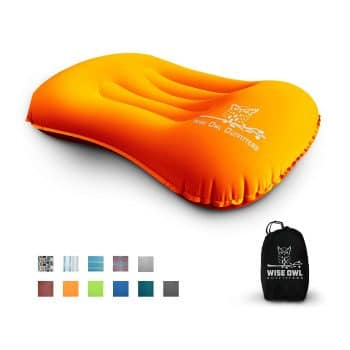 Wise Owl Outfitters Inflatable Air Pillow