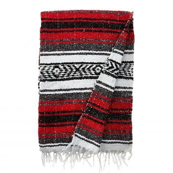 EarthRagz Authentic Mexican Blanket