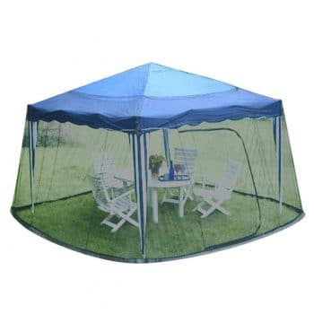 Hemistin Outdoor Easy Setup Camping Screen House