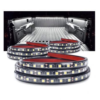 MICTUNING Truck Bed Lights