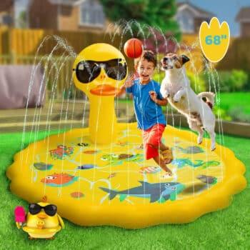 ROYPOUTA Splash Pad for Kids