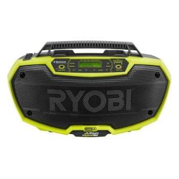 Ryobi P746 Dual-Powered Jobsite Radio