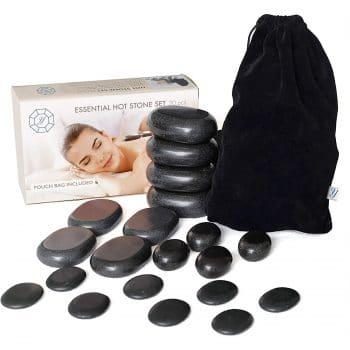 YOMMI Hot Stones Massage Premium Set 20